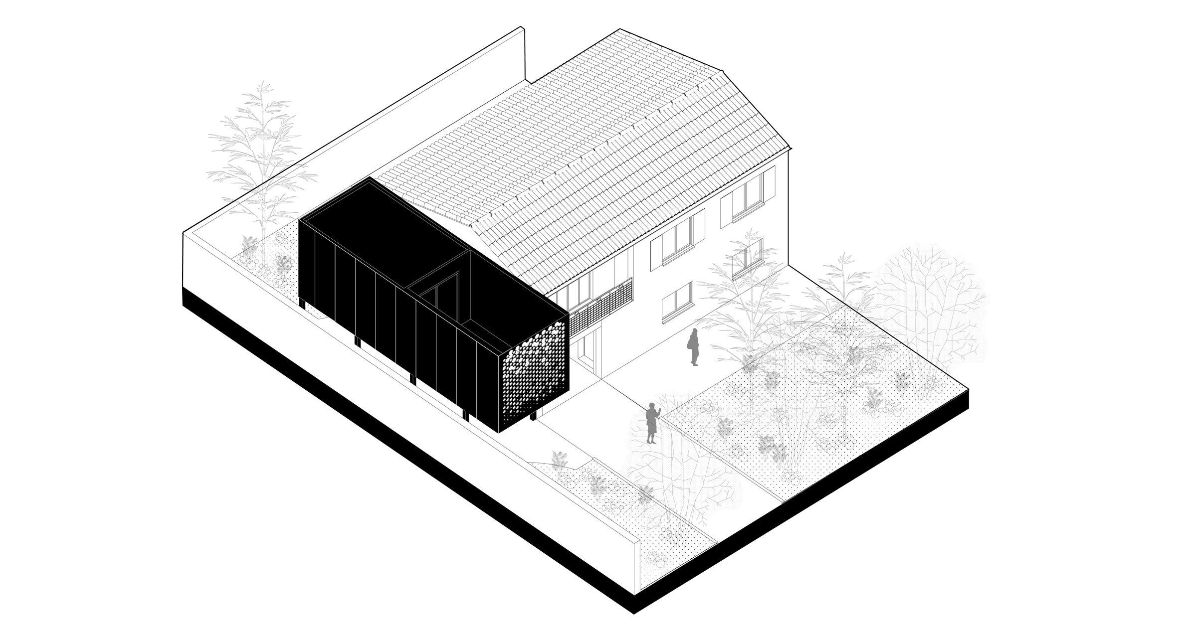 Tamaris nas architecture r e p r e s concept for Software progettazione giardini 3d free