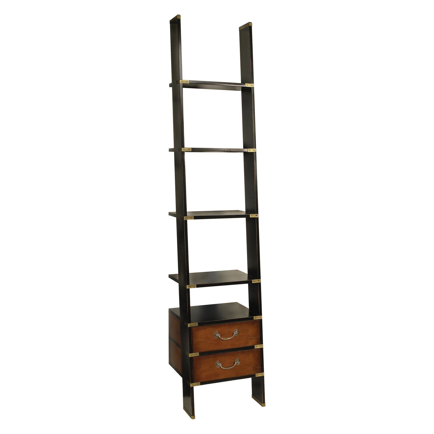 Authentic models in wooden library ladder mf library