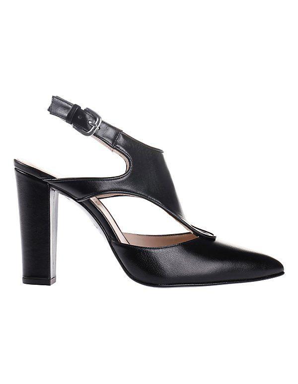 Slingback heels | Madeleine Fashion