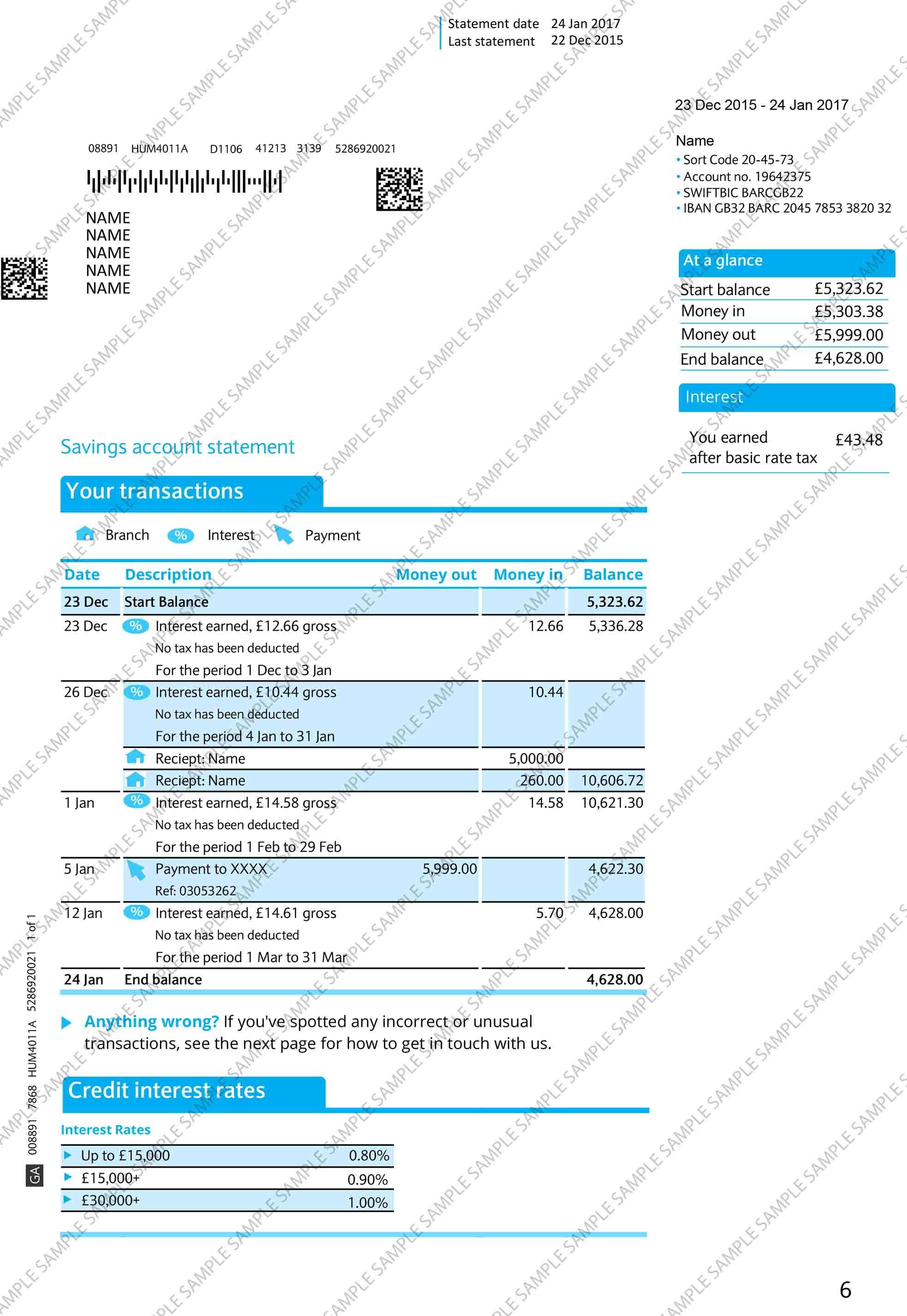 Savings In 2020 Savings Account Savings Accounting