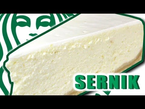 Elitarny Sernik Nowojorski Ze Starbucksa Youtube Food Recipes Vanilla Cake