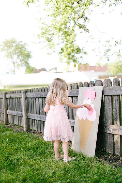 Rebecca Sior Photo Confetti Inspired Ice Cream Birthday Party