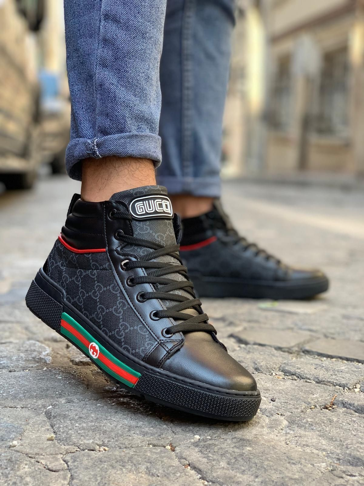 Gucci men shoes, Sneakers men fashion