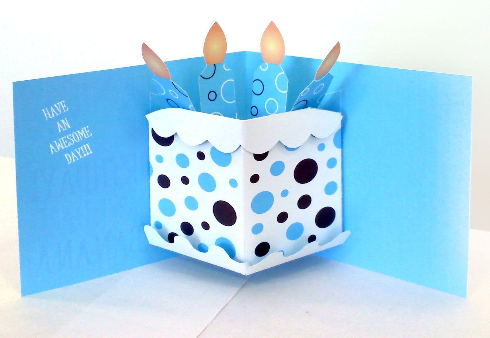 Pop Up Karte Geburtstag Vorlage.Pop Up Crafts Stuff I Can Make Popup Karten Basteln