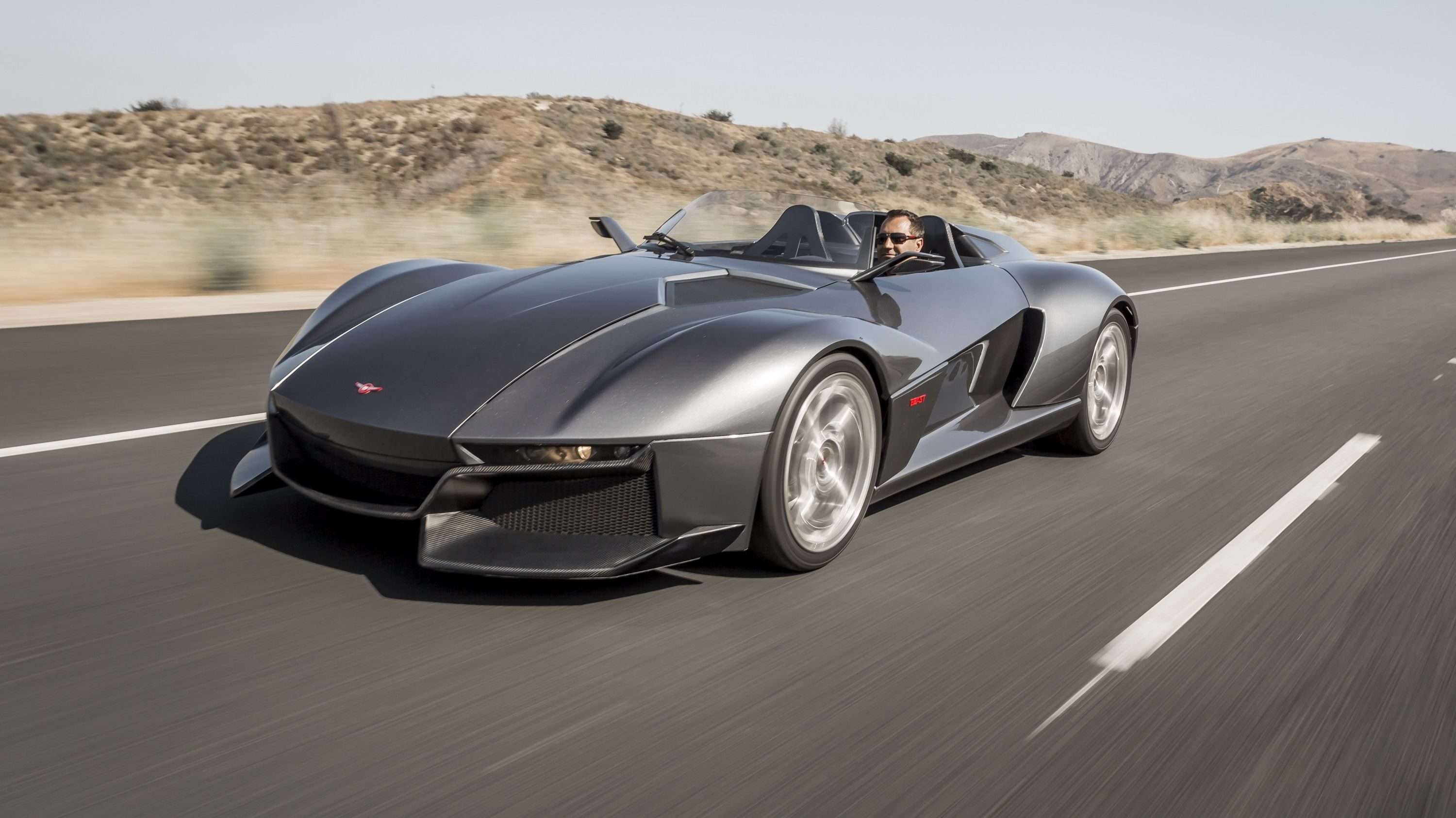 Rezvani Beast 500 Hp California Sports Car Super Cars Fast