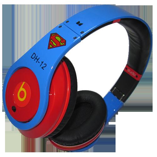 1ac49d7d734 Monster Beats By Dre Studio Headphones Superman | Beats Headphones ...