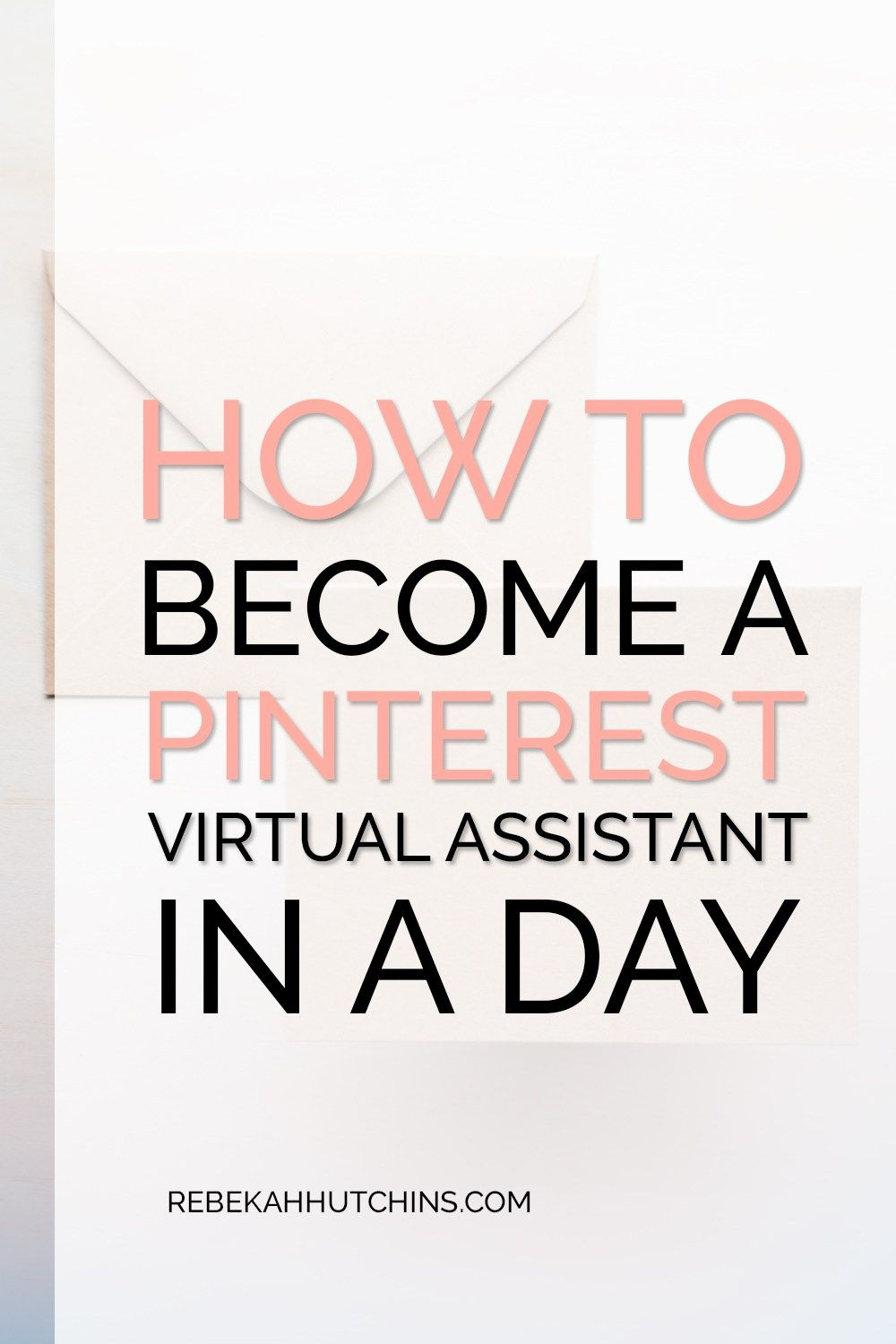 Become a Pinterest virtual assistant and start your online business in less than a day! From the kinds of services you can offer to tips and tools, this post will help you determine if becoming a Pinterest VA is right for you. Click through to start your Pinterest VA journey today!