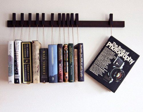 ....thinking outside the box of book shelves
