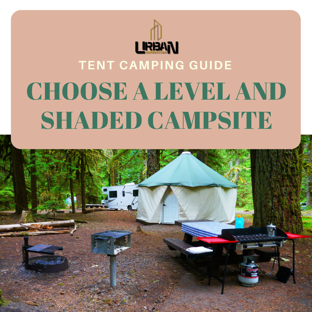 Tent Camping Guide Basic guide for a perfect camping ...
