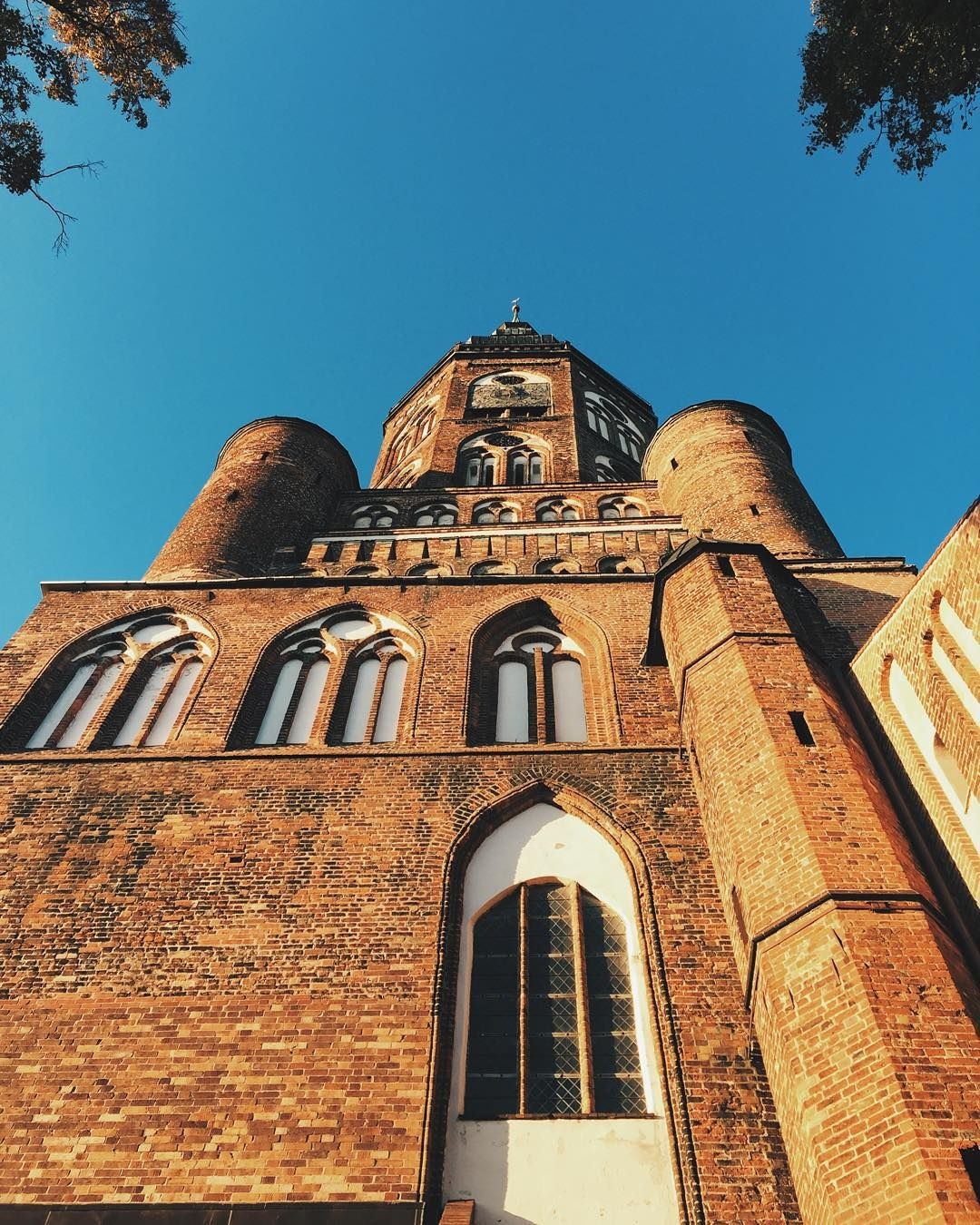 Gestern war es irgendwie sonniger in #Greifswald