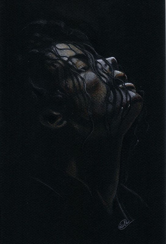 Michael Jackson Bliss Art Print by Cecile Duteil #michaeljackson
