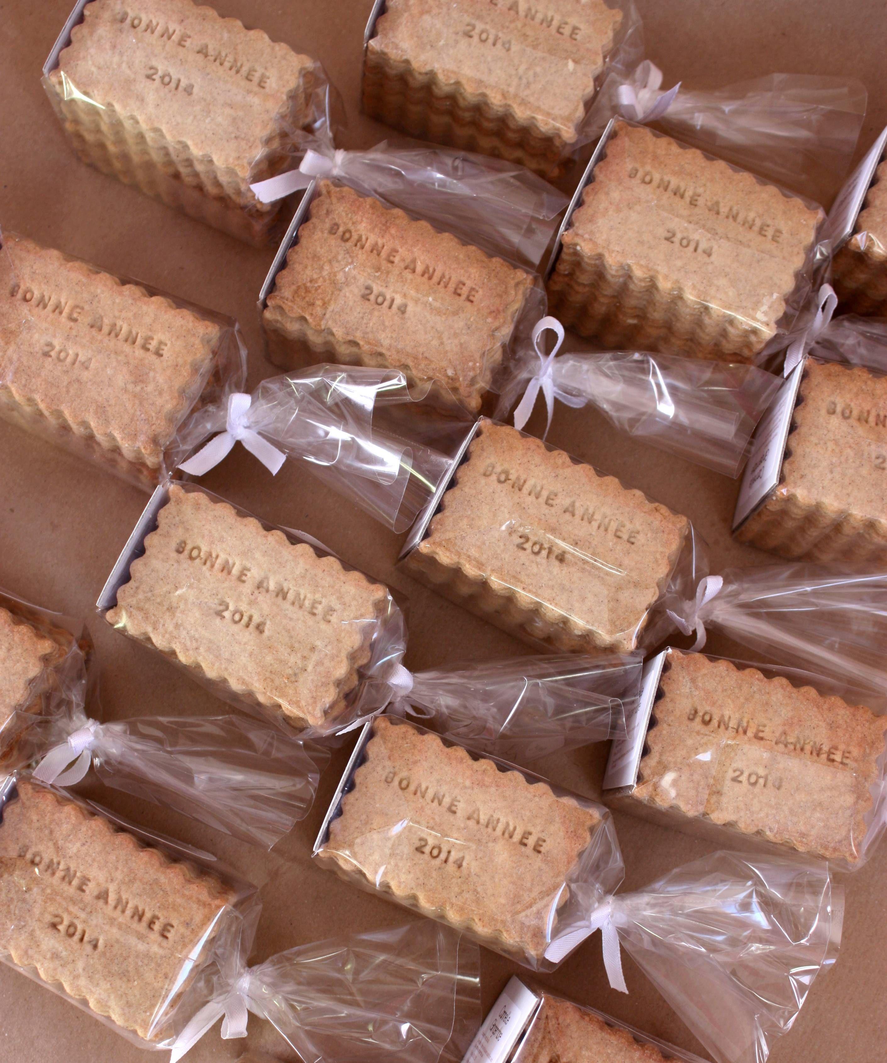 Bonne année avec des Shanty Biscuits