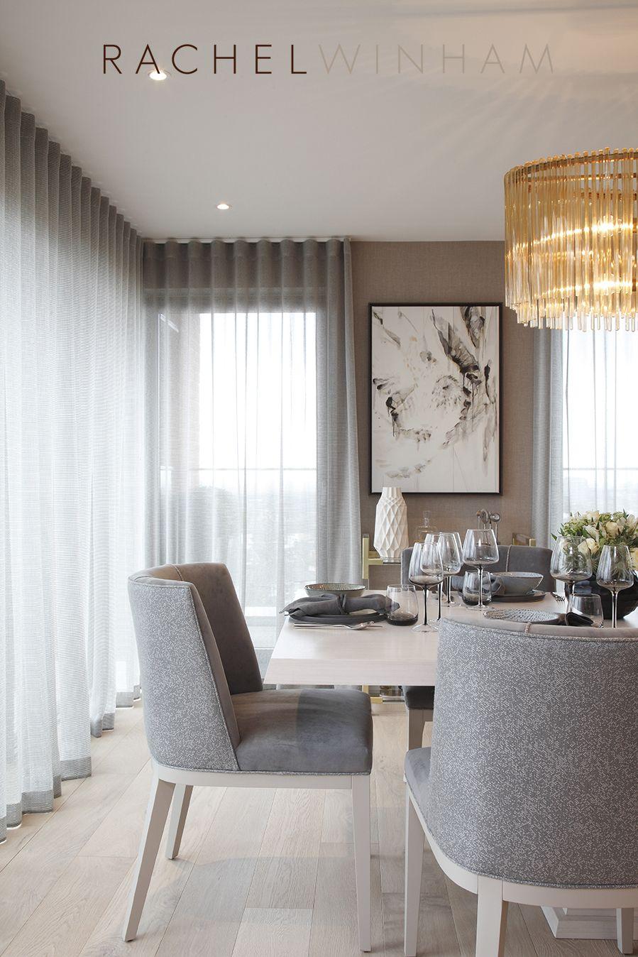 Raffrollo wohnzimmer modern  Karnisz, wysoko zawieszone firanki | Home decor | Pinterest ...