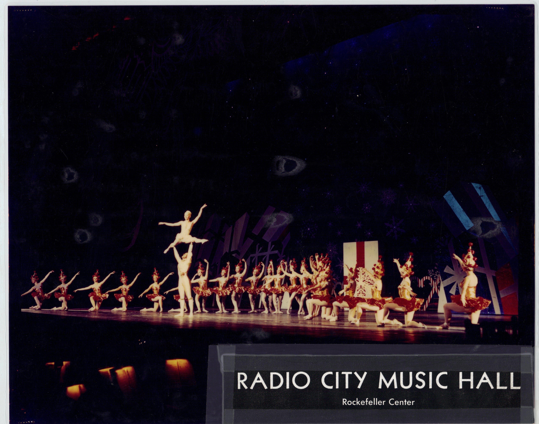 "Radio City Music Hall's Christmas Extravaganza, "" Joy"