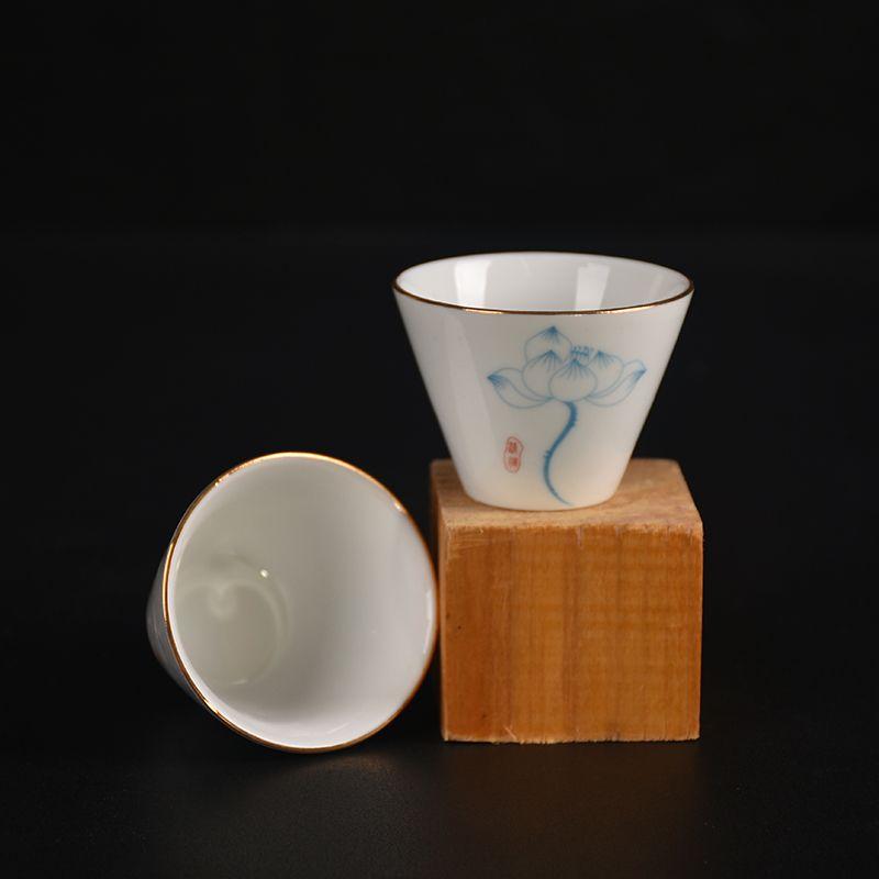 Various Styles Porcelain Sake Set Wine Cup Machining Customizing Production Of Logo Shunjiafu Company Japanese Highland Barley Wine P Sake Set Wine Cups Sake