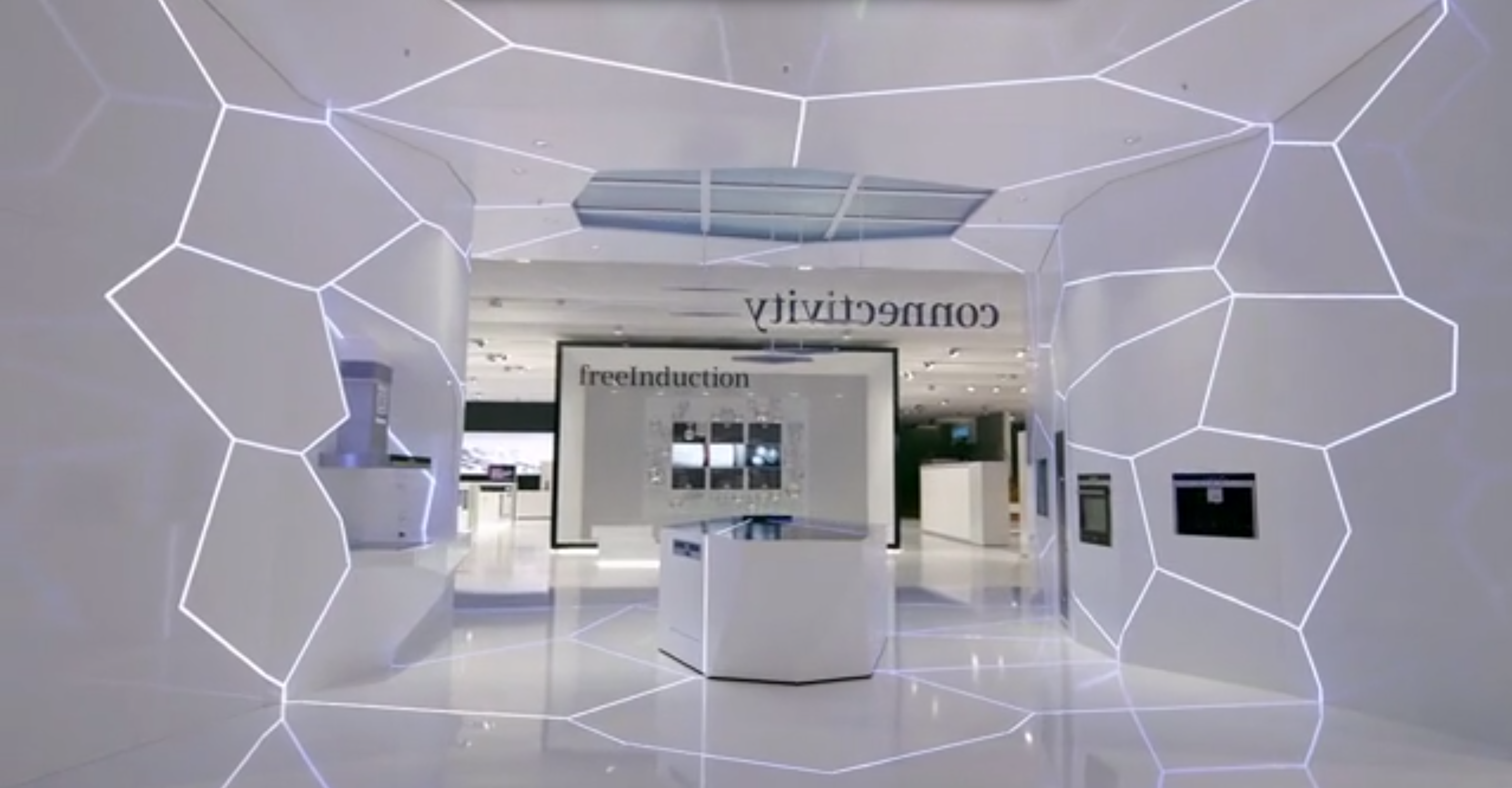 Exhibition Stand Design Leicester : Futuristic exhibition stand exhibition is t me innovation