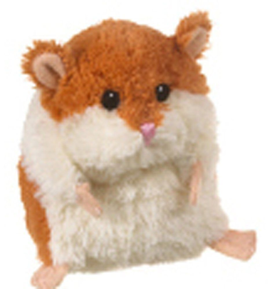 Lil Hamsters By Ganz Animals Plush Toy Hamster