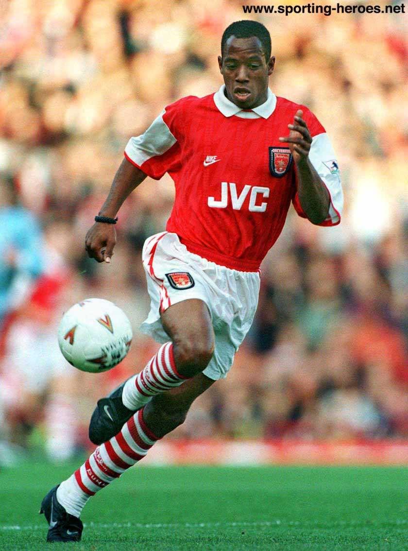 Arsenal - Ian Wright - early 90 s  b2b7d0413