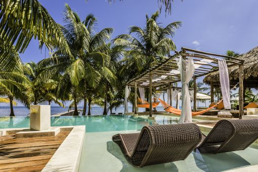 By The Sea Small Hotel Elegant Island Retreat San Pedro Belize