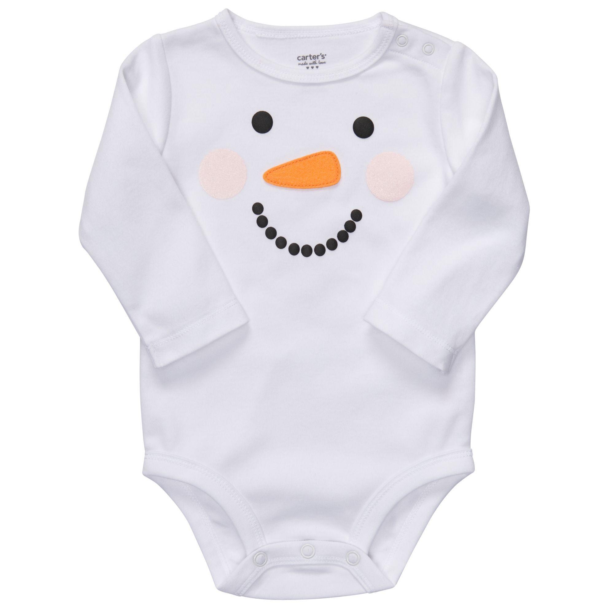 ea0c864cd Carter's winter onesie. DIY! | DIY Onesies | Carters baby girl, Baby ...