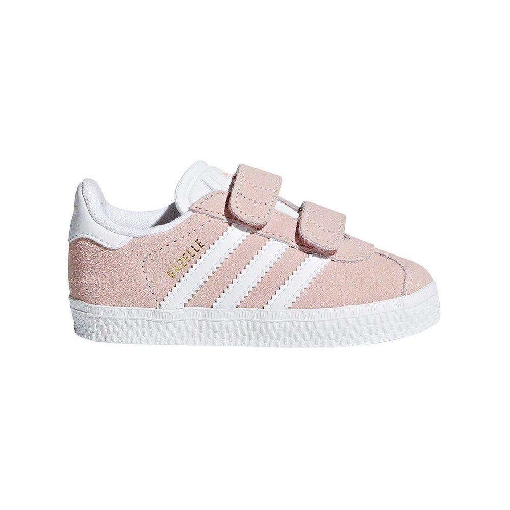 Shoes adidas Gazelle Cf I Pink Kids