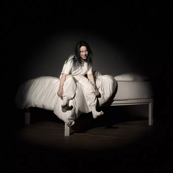 Billie Eilish When We All Fall Asleep Where Do We Go Vinyl Album Cover Art Music Album Cover Iconic Album Covers