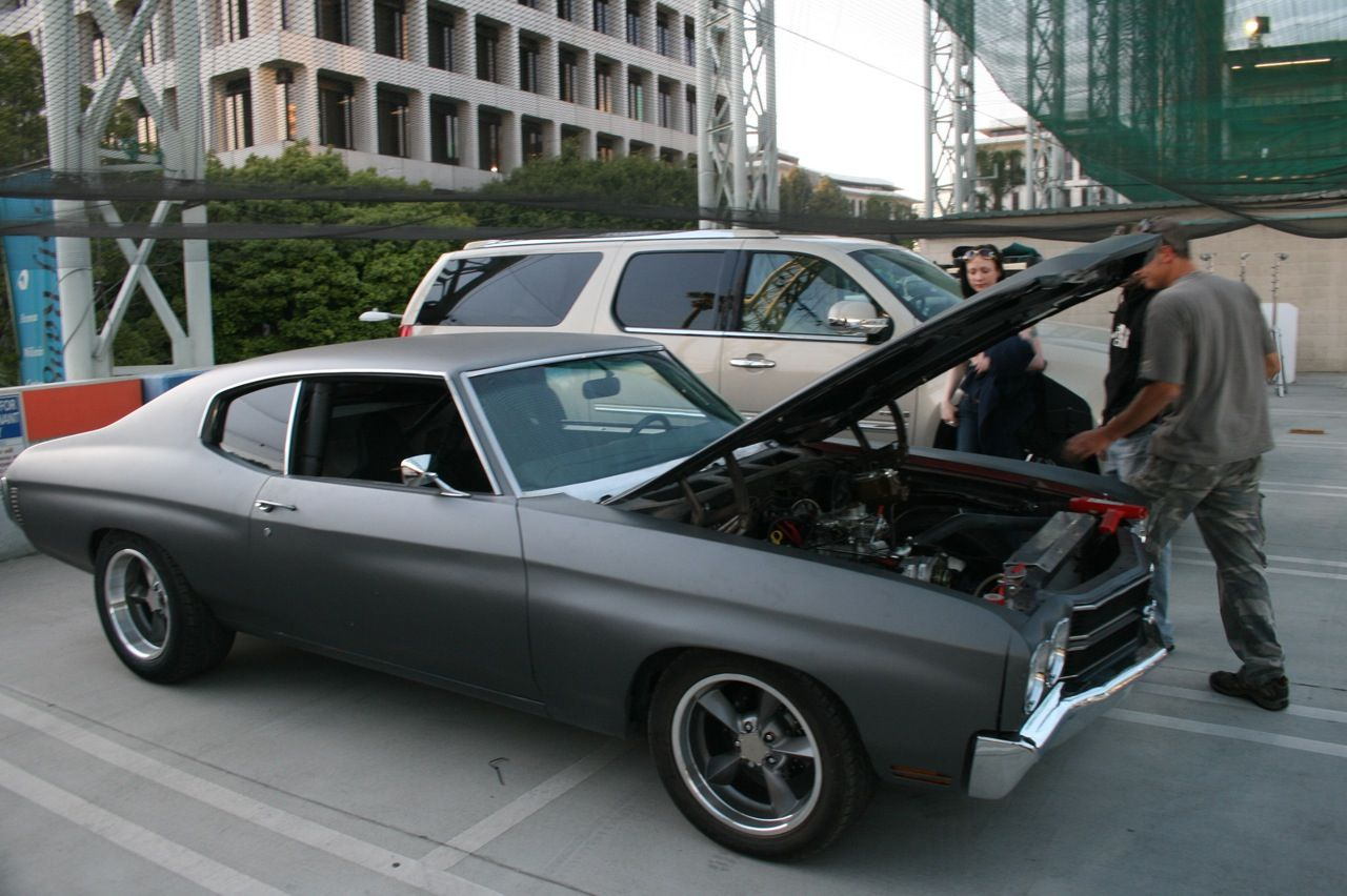 Flat Black Chevelle Chevelle Pinterest Cars Muscles And