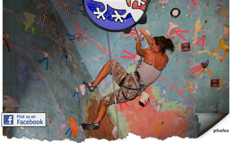 The phoenix rock gym aka prg great indoor climbing