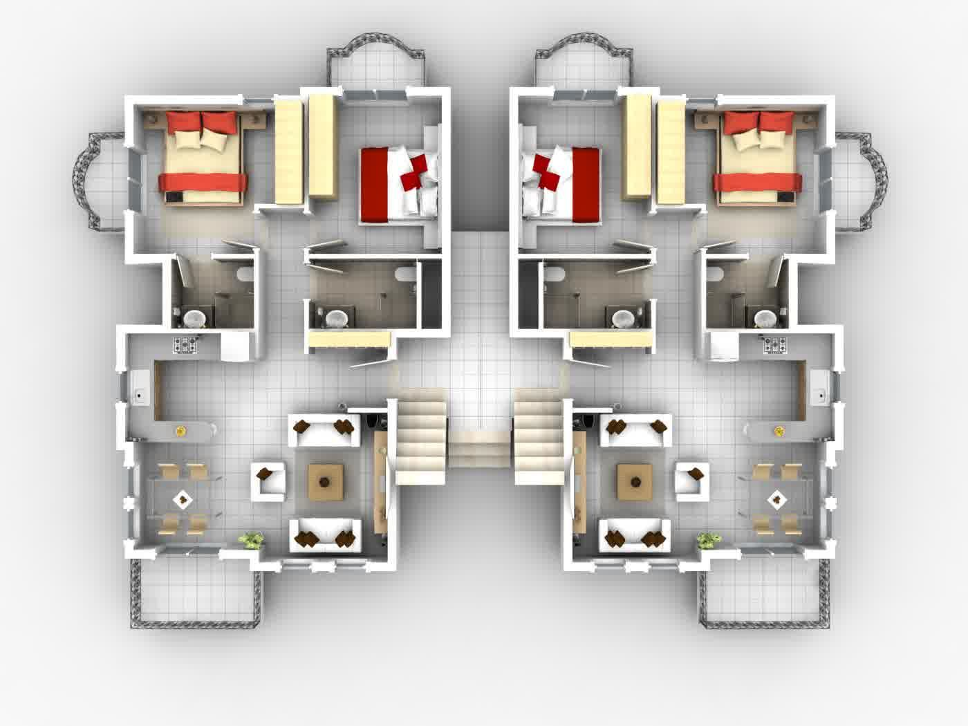 Image of Floor Plan Drawing Software Create Your Own Home Design