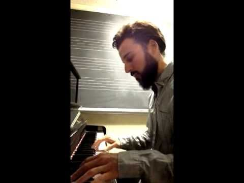 """Climate Message from Jarrett Cherner - piano - Brooklyn, New York, USA 