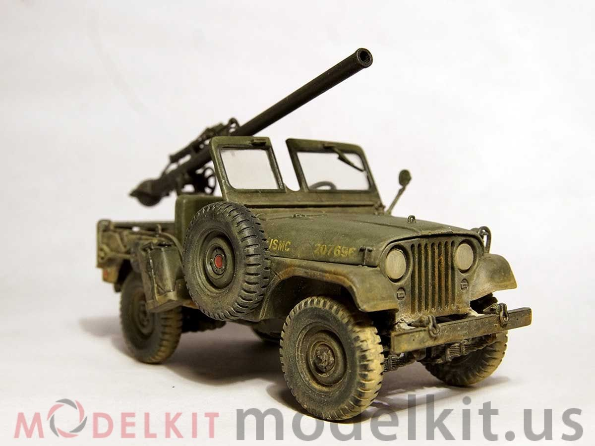 Model Car Military Willys From Afv Club Car Truck Scale Models
