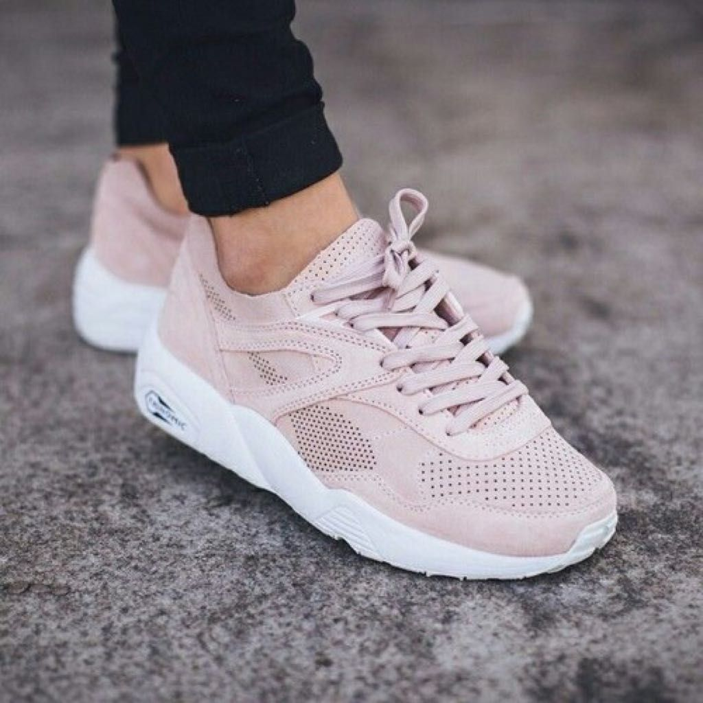 Puma trinomic r698 rose pale | @giftryapp