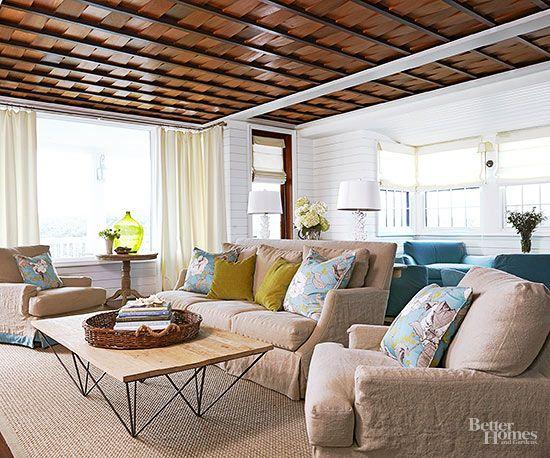 Top decorating tips for open floor plans bhg 39 s best diy - Open floor plan furniture layout ideas ...