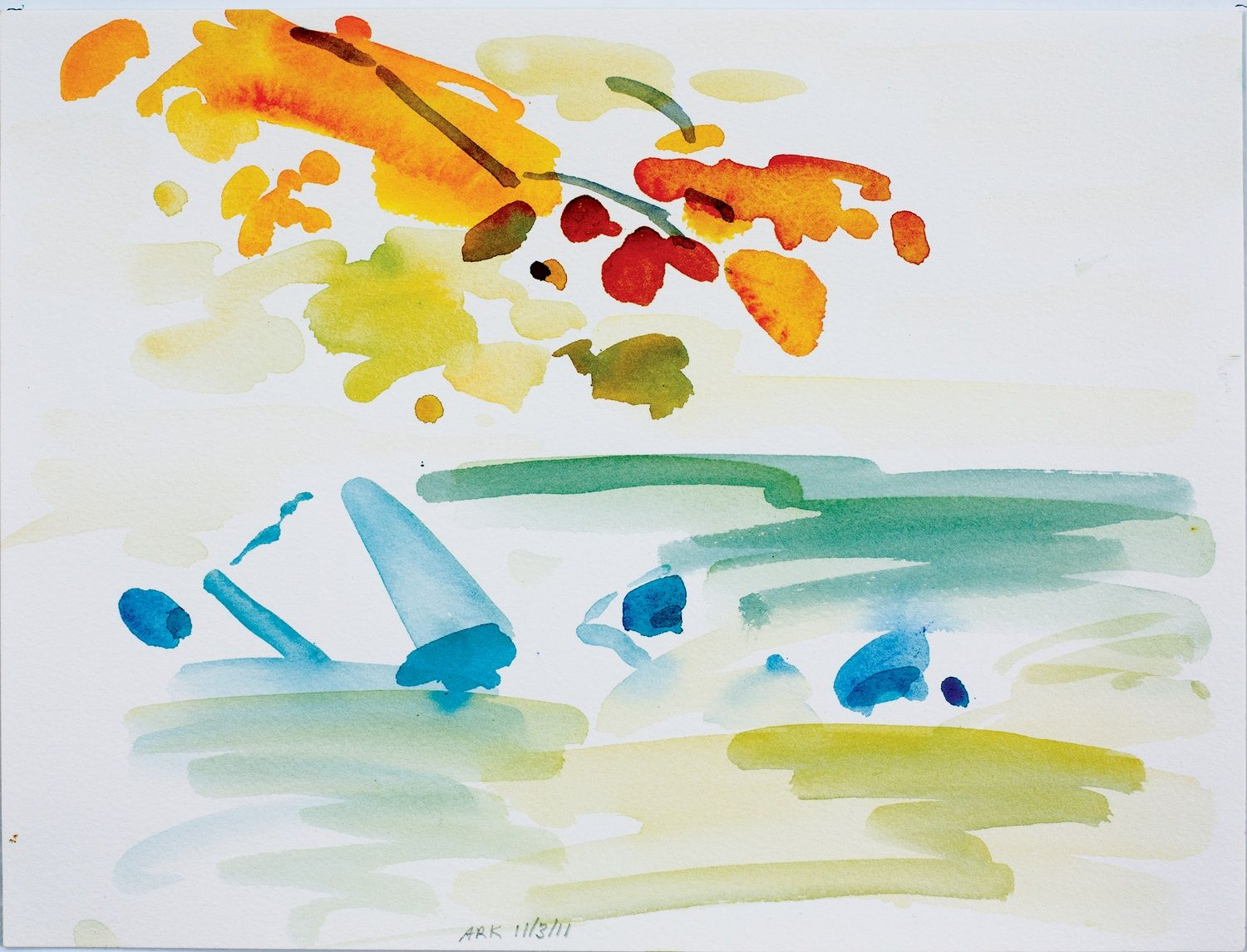 """""""Dunnfield Creek - 110"""" by Arthur Kvarnstrom 
