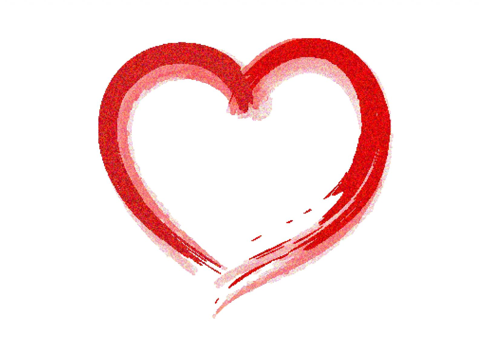 rough heart | Clip Art for Projects | Pinterest