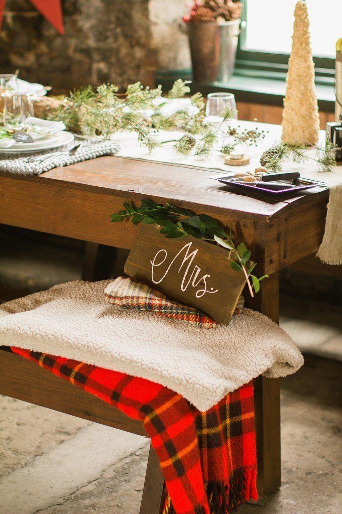 Winter Wedding Inspiration | POPSUGAR Home
