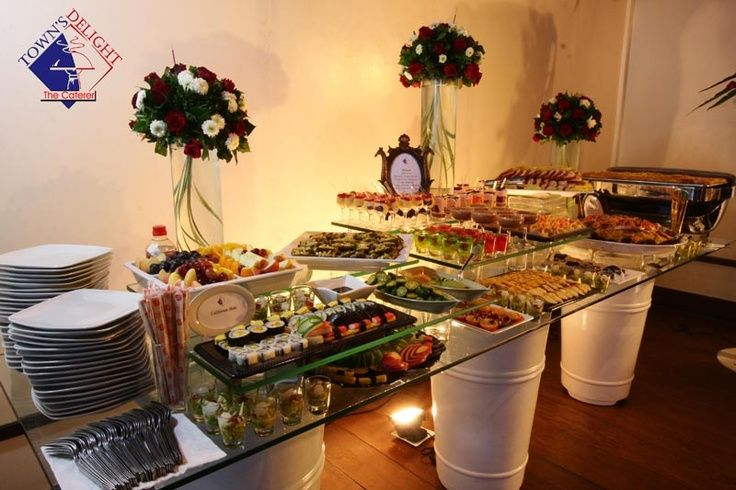 Philippine Christmas Party Caterer Food Recipes