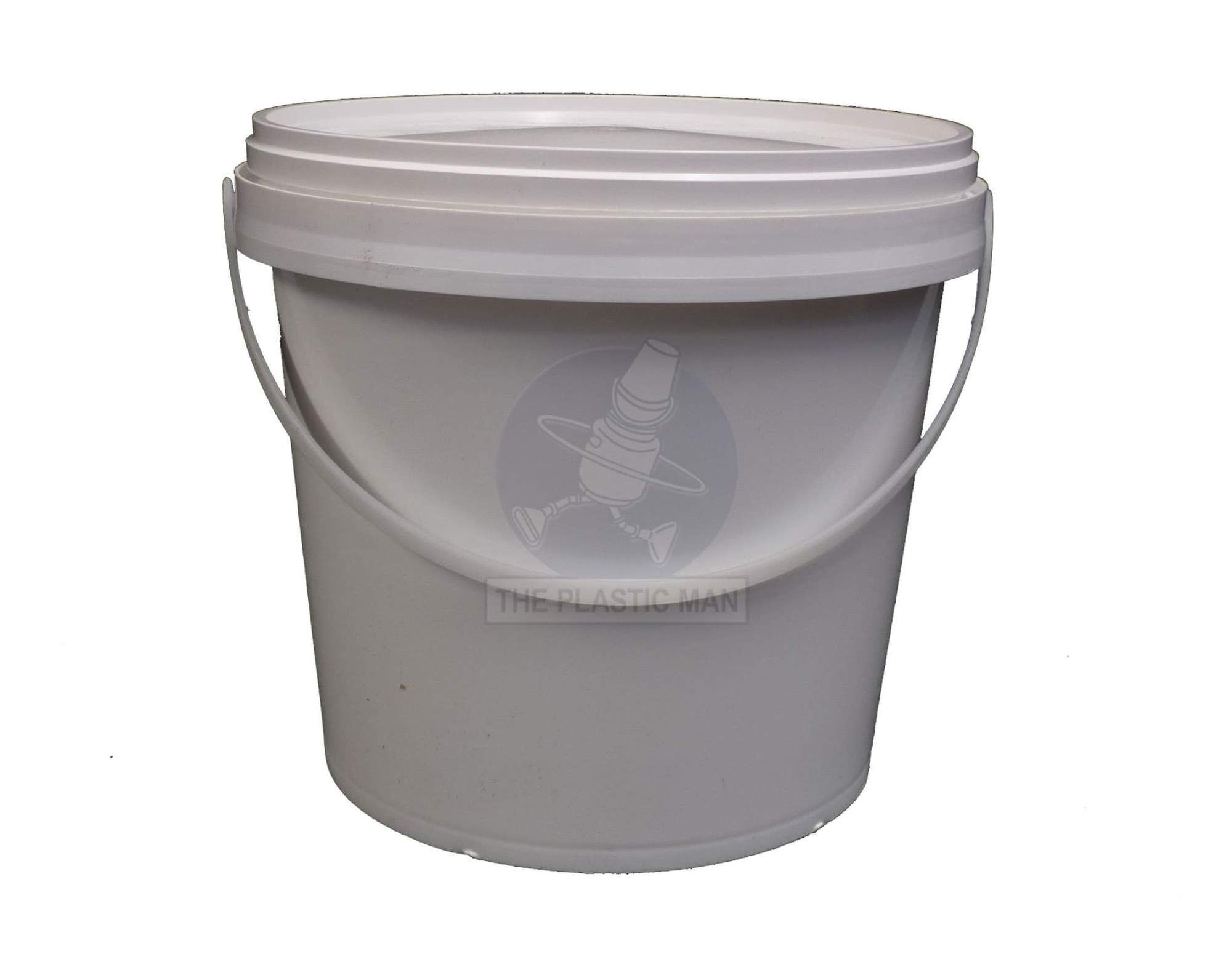 Bucket Tamper Evident 5L   Heavy duty food grade bucket with tamper evident lids. Perfect for anything from packaging food to mixing paints and resins.  Size (mm): 210 DIAM x 195H  Shop this product in the link in our bio now or online at .au