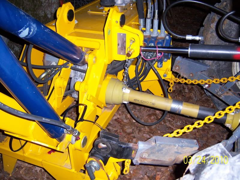 Flail Mower Advice Needed - Small Boom Flail Mower for 49HP Tractor