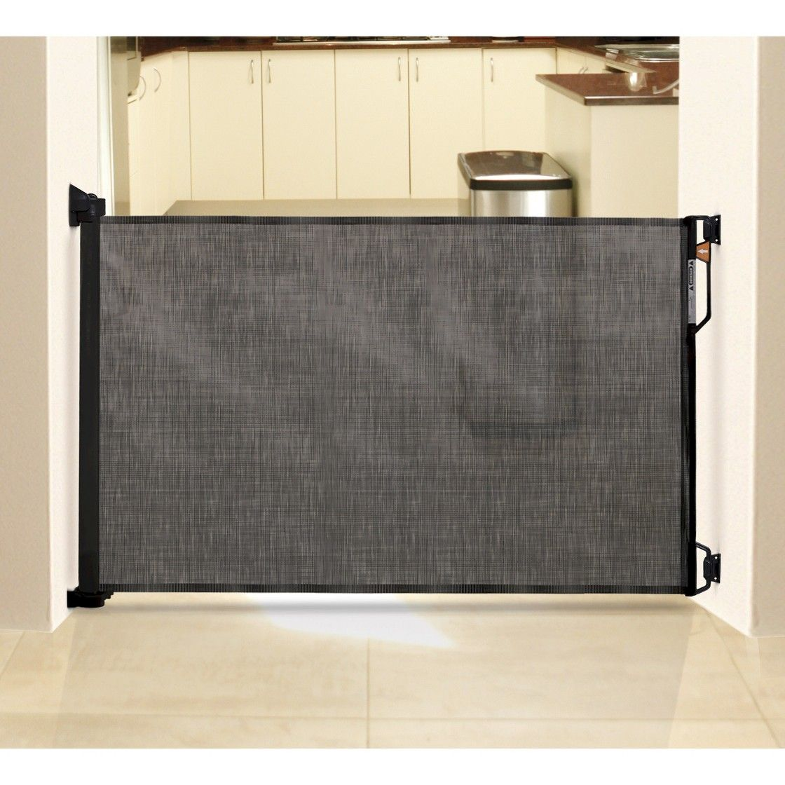 Dreambaby Retractable Indoor/Outdoor Security Gate target