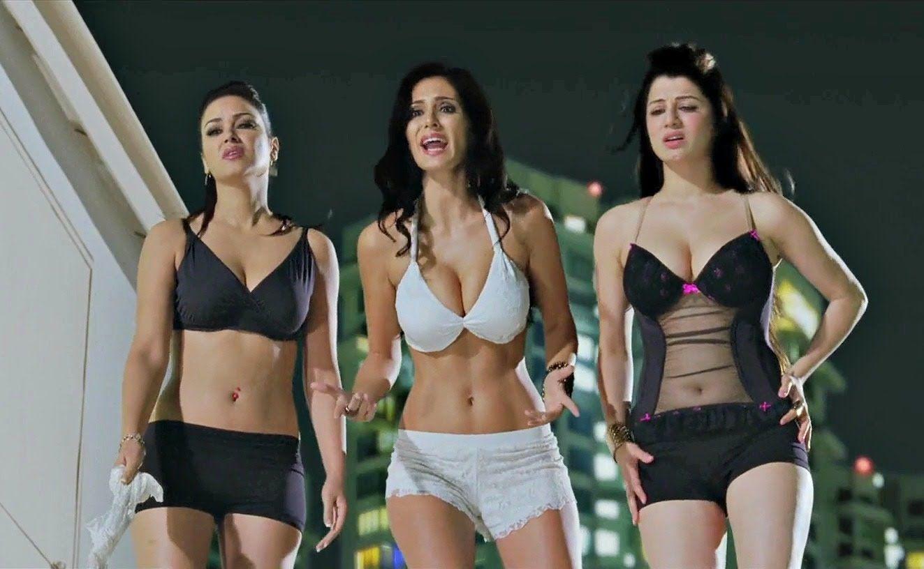 Grand Masti - Bruna Abdullah, Kainaat Arora & Karishma Tanna Hot Scenes |  Grand masti, Bollywood bikini, Bollywood actress