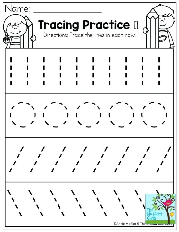 Pre Writing Strokes Worksheets Tons Of Printable For K