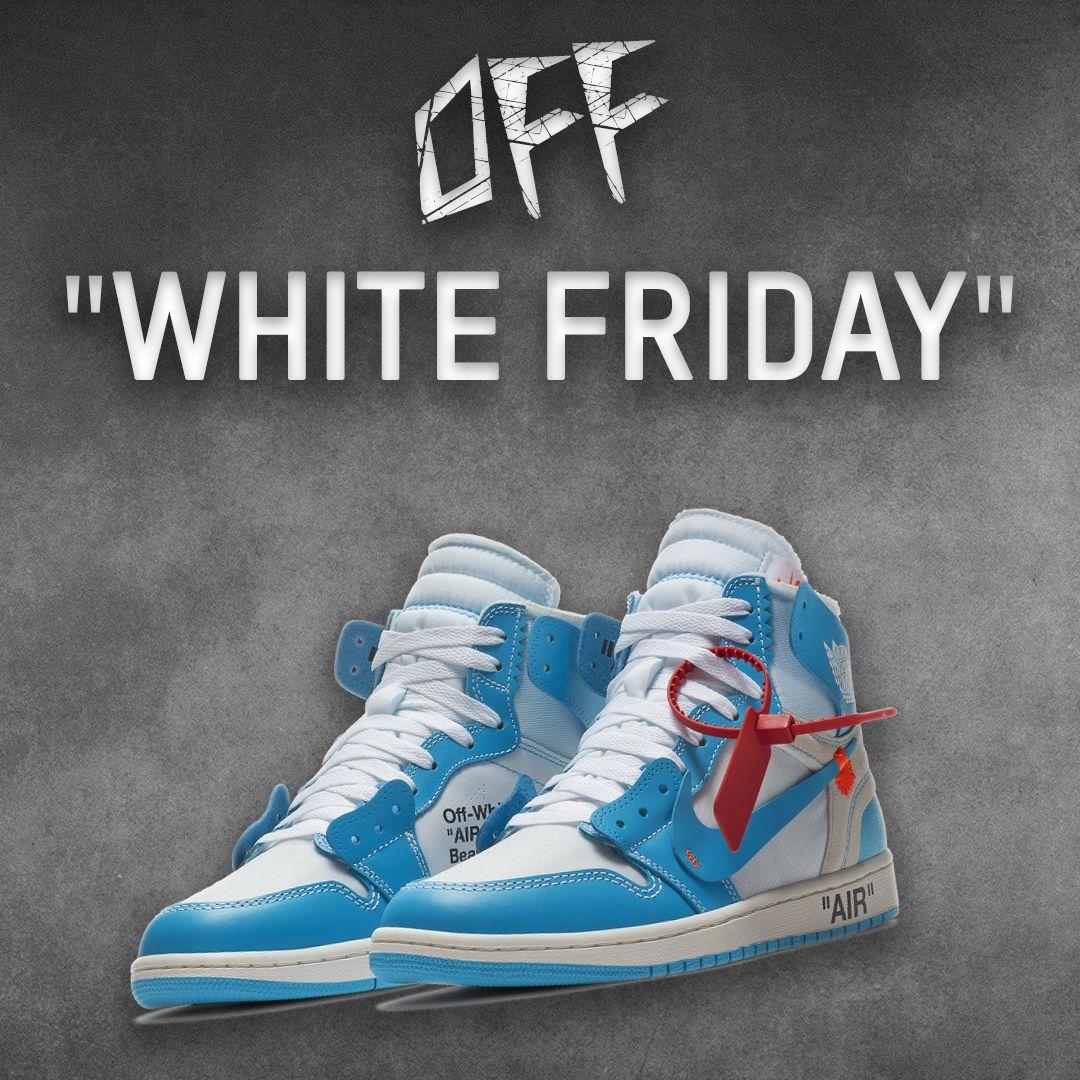 Gewinne Jetzt Den Off White X Air Jordan 1 Unc Blue Air Jordan