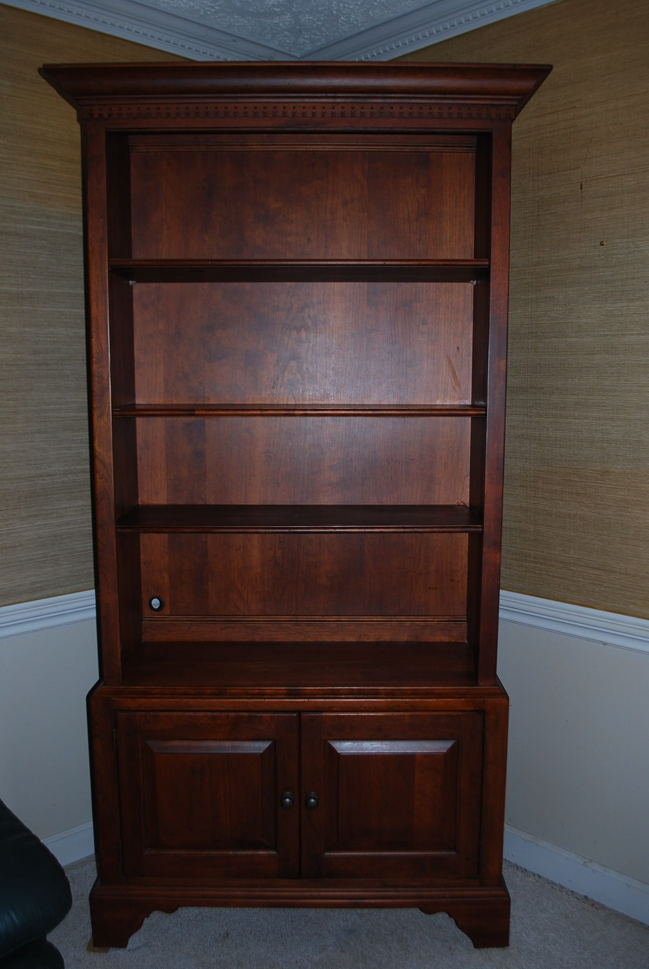 Bob Timberlake Furniture Lexington #25: Bob Timberlake Cherry Bookshelf
