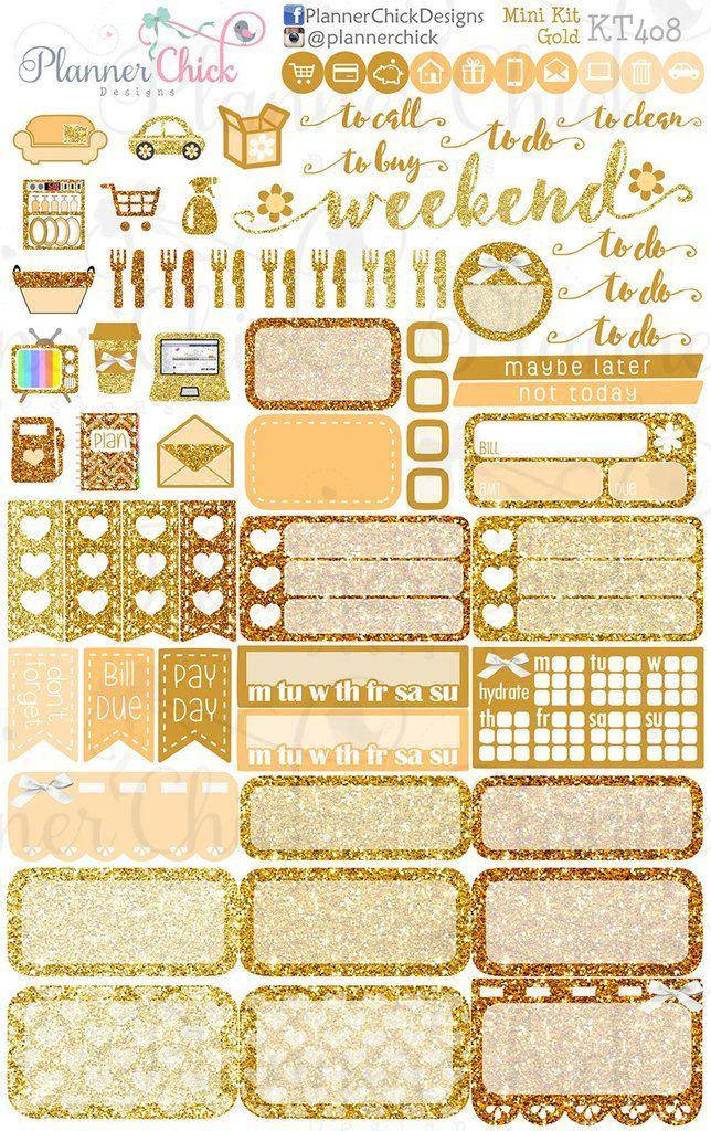 Gold Mini Kit