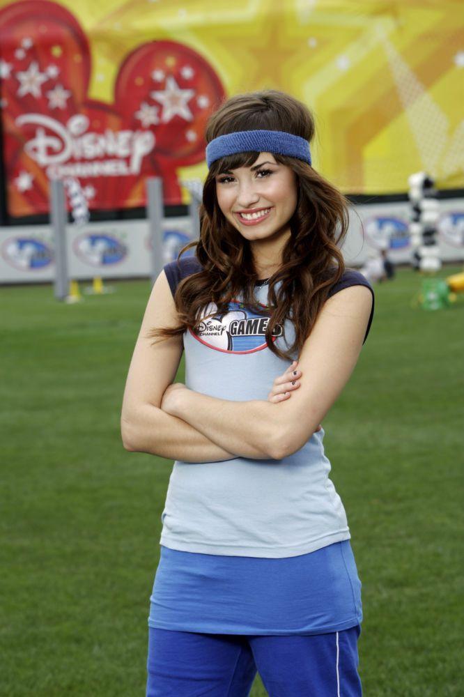 Demi Lovato Disney Channel Games 2008 Em 2019