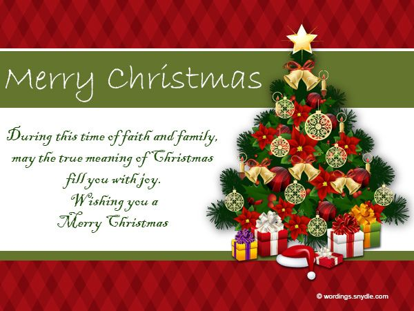 Best Christmas Messages, Wishes, Greetings And QuotesMerry Christmas  Messages: Itu0027s The Most Wonderful