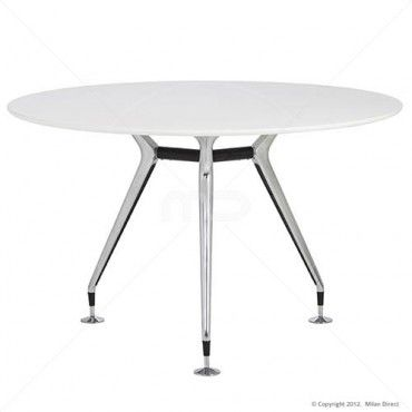 Office Meeting Table - Eames Reproduction - White - Buy Meeting ...