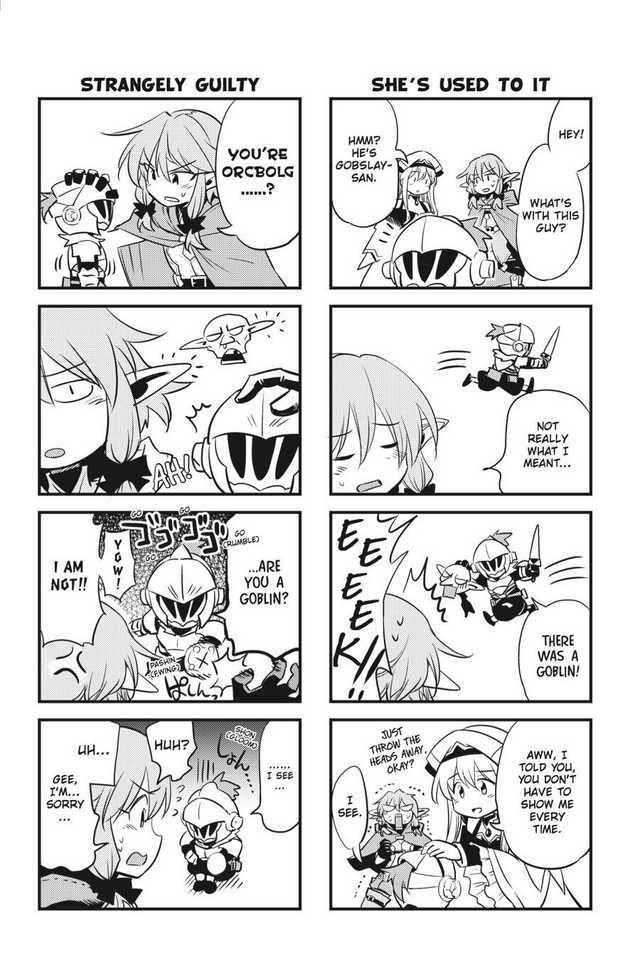 The Adventure of GobSlayerSan Goblin, Slayer anime
