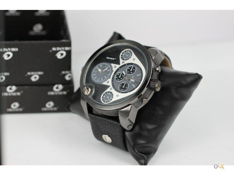 7e2e2e815 Relógio oranew dual time xxl muito grande ht2 - www.olx.pt ...